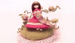 Fée tricoteuse